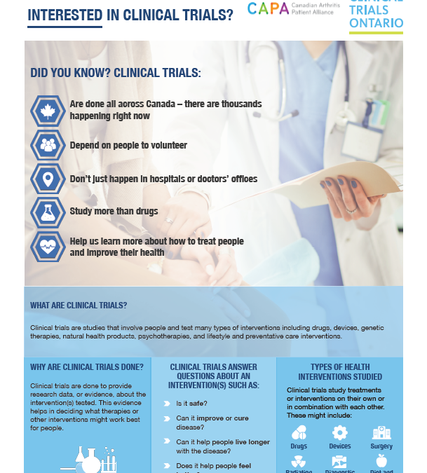 What You Need to Know About Clinical Trials