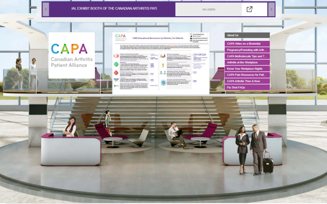 CAPA Representation at the 2021 CRA Virtual Annual Scientific Meeting